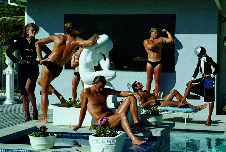 The Helmut Newton Foundation : America 1970s/80s : Hofer, Metzner, Meyerowitz, Newton